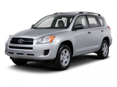 2011 Toyota RAV4 Base (Black)