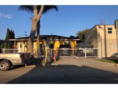 2 Bed 1 Bath Preforeclosure Property in Los Angeles, CA 90001 - Whitsett Ave