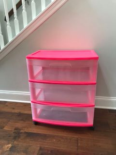 Storage Container 3-Drawer