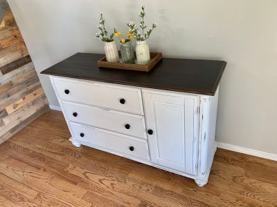Solid wood dresser - buffet