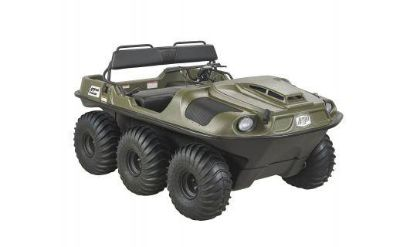 2017 Argo Frontier 6x6 S Utility ATVs Lancaster, TX