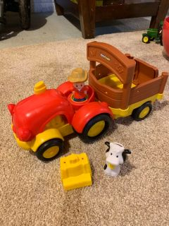 Little People Tractor