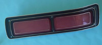 Sell 1972-73 Lincoln Mark IV Tail Light (Lens + Bezel) Driver Side (LH) motorcycle in Palatine, Illinois, United States, for US $59.95