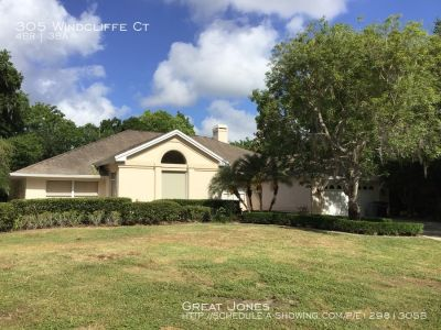 Single-family home Rental - 305 Windcliffe Ct