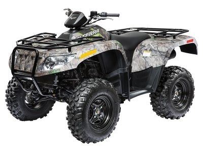 2018 Textron Off Road Alterra VLX 700 Utility ATVs Campbellsville, KY