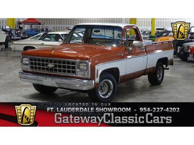 1980 Chevrolet Silverado