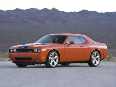 2009 Dodge Challenger SRT8 (Torred)