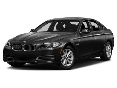2015 BMW 5-Series 550i xDrive (Black)