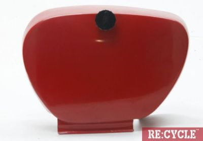 Purchase 1966 Honda Dream CA77 Left Side Cover Panel / Knob from 66 305cc motorcycle in Elizabethville, Pennsylvania, United States, for US $149.00