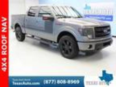 used 2013 Ford F-150 for sale.