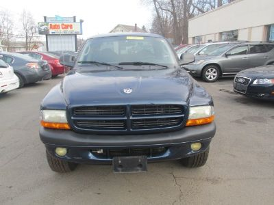 2002 Dodge Dakota Sport (blue)