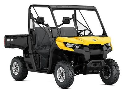 2017 Can-Am Defender DPS HD10 Side x Side Utility Vehicles Pine Bluff, AR