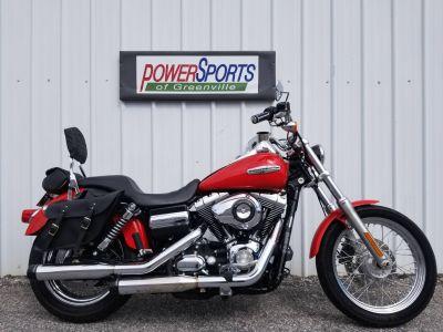2010 Harley-Davidson Dyna Super Glide Custom Cruiser Motorcycles Greenville, SC