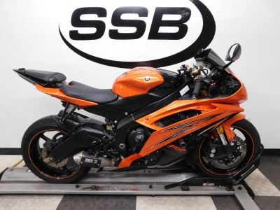 2009 Yamaha YZF-R6 SuperSport Motorcycles Eden Prairie, MN