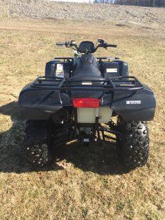 2018 Textron Off Road Alterra VLX 700 Utility ATVs Sandpoint, ID