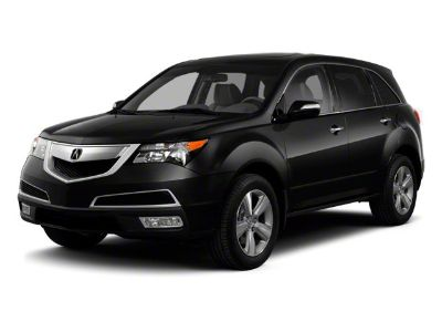 2012 Acura MDX Base (Palladium Metallic)