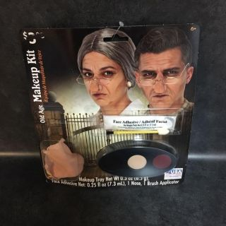 New Old Age makeup kit