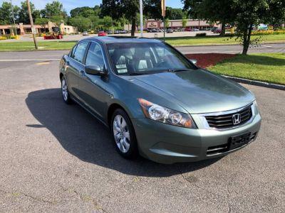 2009 Honda Accord EX-L (Mystic Green Metallic)