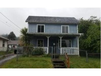 3 Bed 2 Bath Foreclosure Property in Coquille, OR 97423 - N Dean St