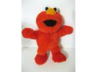 "Original 2000 Sesame Street Talking ""Tickle Me SURPRISE"