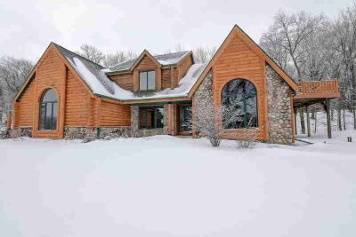 2035 County Road K Erin Four BR, Stunning Timberline Cape Cod