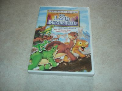 anniversary edition the land before time