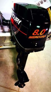 Sell 2000 Mercury Outboard Engine Motor 8 Horsepower motorcycle in Fort Wayne, Indiana, United States