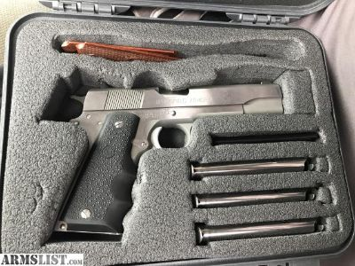 For Sale: Springfield .45 mod2 & springfield 1911 a1