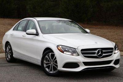 2015 Mercedes-Benz C 300 Luxury (White)