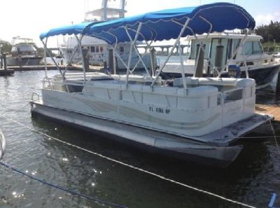 *~sKGqA8A 2008 22ft Bentlley pontoon boat with 60hp mercury 4 stroke.8*Mf5BGO