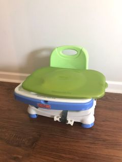Fisher-Price Travel High Chair/ Booster Seat