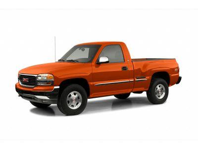 2002 GMC Sierra 1500 SL (Fire Red)