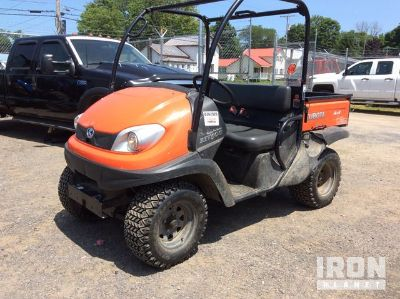 2017 Kubota RTV500 4X4 Utility Vehicle