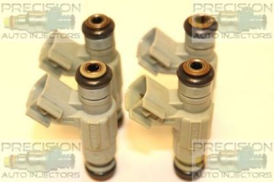 Purchase Set of 4 ASNU Rebuilt Genuine OEM Bosch 0280155976 04891345AA Fuel Injectors motorcycle in Orlando, Florida, United States, for US $99.95
