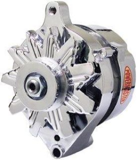 Sell Powermaster 170781 Chrome Alternator Ford 60 Amp 1 Wire motorcycle in Suitland, Maryland, US, for US $191.83