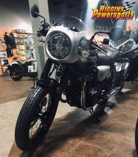 2019 Kawasaki W800 CAFE Sport Barre, MA