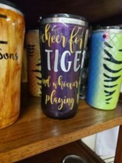 lsu tumbler and more!