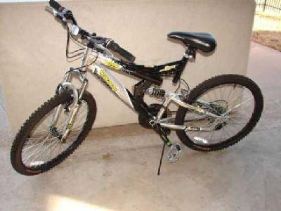 $65 Mongoose Bicycle (Rogers)