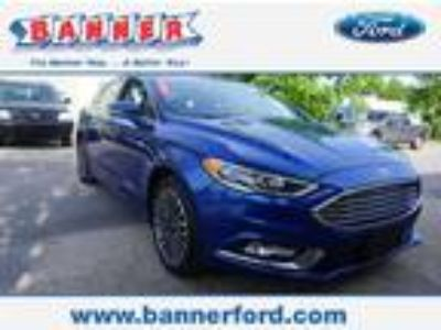 used 2018 Ford Fusion for sale.
