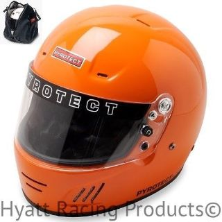 Find Pyrotect SA2015 Pro Airflow Auto Racing Helmet - All Sizes & Colors (Free Bag) motorcycle in Bend, Oregon, United States, for US $379.00
