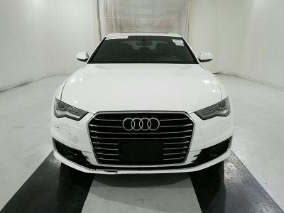 2016 Audi A6 4dr Sdn FrontTrak 2.0T Premium (White)
