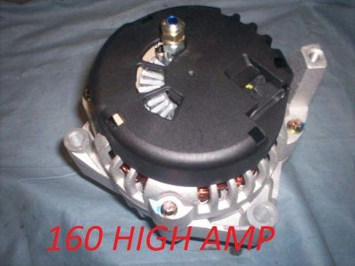 Buy Chevy Blazer 4.3L JIMMY HD ALTERNATOR 1999 2000 2001 2002 2003 04 05 HIGH AMP motorcycle in Porter Ranch, California, US, for US $114.32