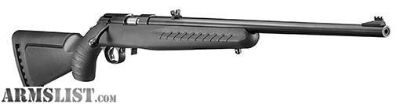 """For Sale: NEW RUGER AMERICAN 22LR BL/SY 22"""""""