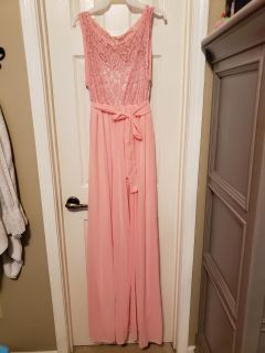 Maternity Gown large