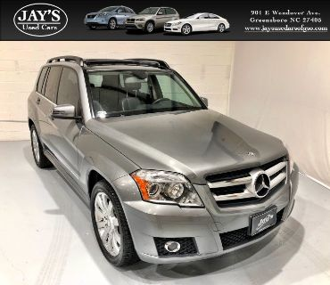 2012 Mercedes-Benz GLK-Class GLK350 4MATIC (Steel Grey Metallic)