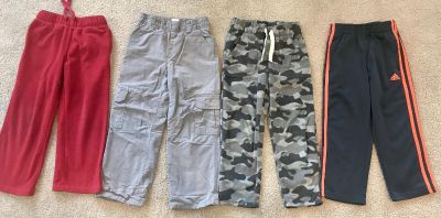 all size 5 boy s pants, $12 for all