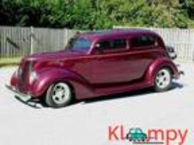 1937 Ford Sedan Chopped 3 383 Stroker
