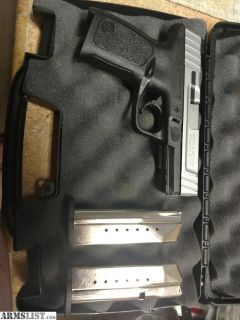 For Sale: S&W SD 9 mm