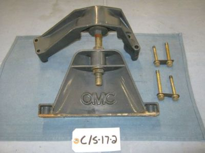 Sell OMC Cobra Front Motor Mount, 912207, 0912207, 0912206, 912206, lot C/S-17-2 motorcycle in Little Falls, Minnesota, United States, for US $70.00