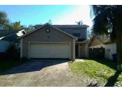 3 Bed 2.5 Bath Foreclosure Property in Lakeland, FL 33801 - Buttercup Dr